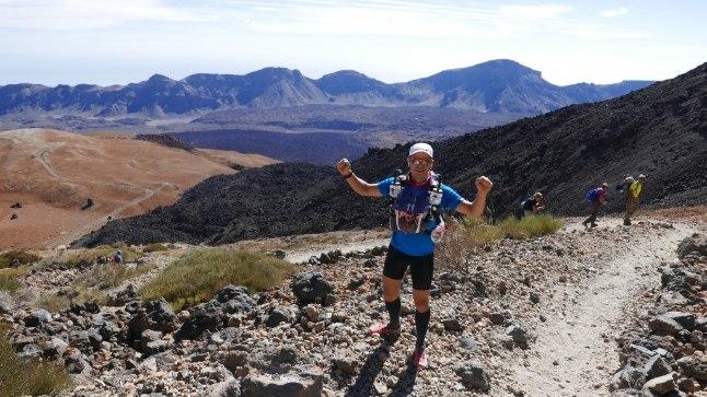 Joel Juht Tenerifel treenimas