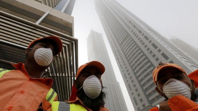 Töölised Dubais