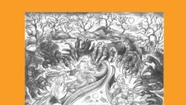 """Thavet Atlas, """"Sadakond nõiutud suitsukest ehk Kas päike loojub enne õhtut?"""", Sulemees, 2016"""