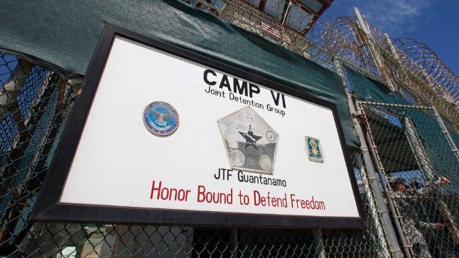 Guantanamo vangla
