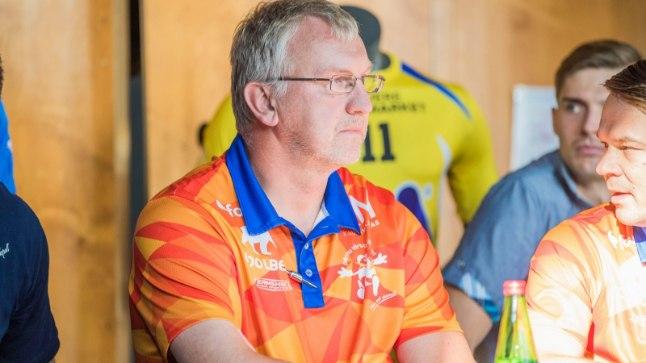 Pärnu peatreener Avo Keel.