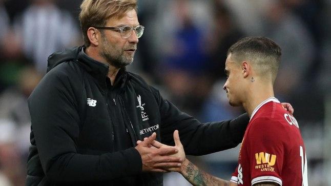 Liverpooli peatreeneril Jürgen Kloppil on mõtteainet küllaga.