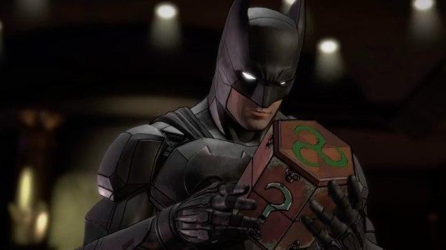 """""""Batman: The Enemy Within"""" on järjeosa 2016. aastal ilmunud viieosalisele videomängule."""