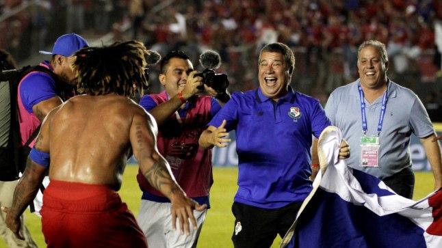Eile oli Panama jalgpalliajaloo suurim päev.