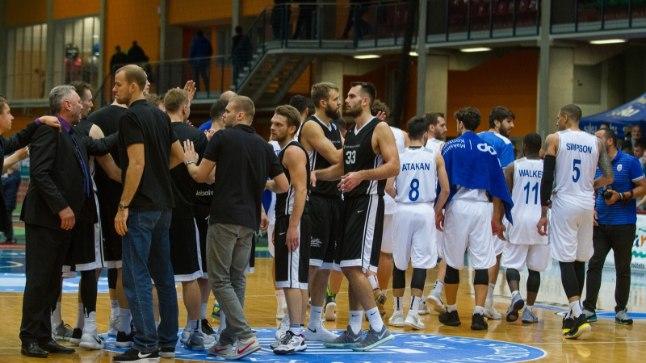 Tartu Ülikool pidi Türgi meeskonna paremust tunnistama.