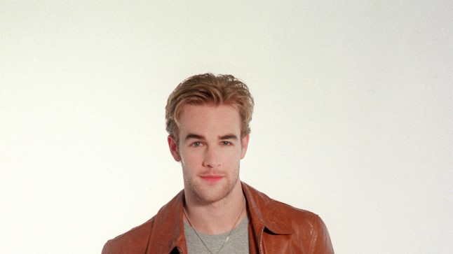 James Van Der Beek 2000. aastal.