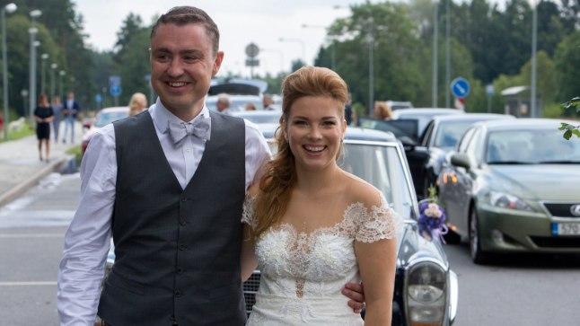 Taavi Rõivase ja Luisa Värgi pulmad peeti tänavu augustis