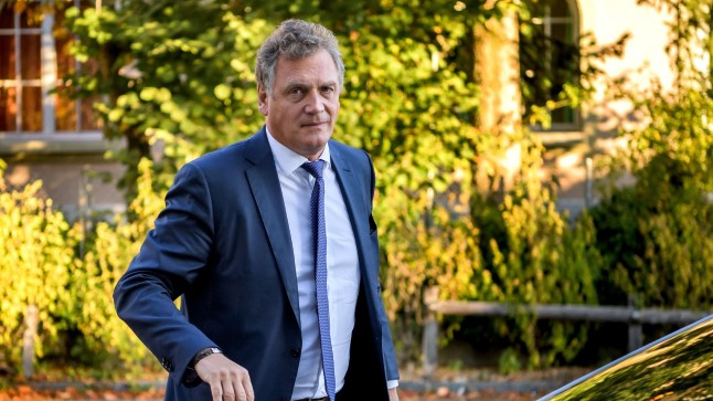 FIFA endine peasekretär Jerome Valcke.