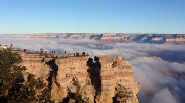 Suur Kanjon: UNESCO Maailmapärandi objekt USAs