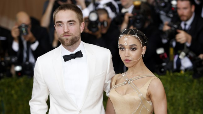 Robert Pattinson ja FKA Twigs