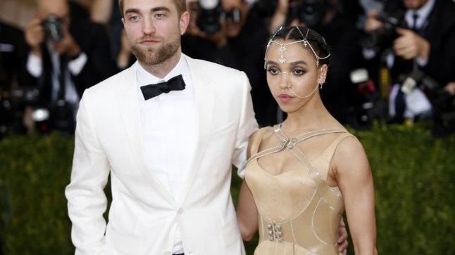 Robert Pattinson ja FKA Twigs