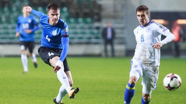 19-aastane Mattias Käit lõi lõppenud valiksarjas neli väravat.