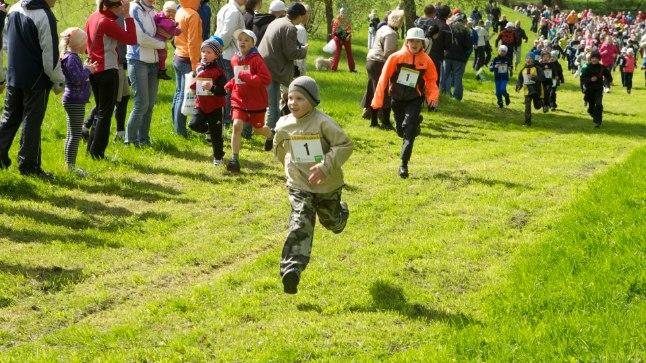 Dendropargis toimuvad ka Tartu maratoni lastejooksud.