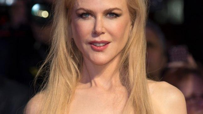 """Nicole Kidman Londonis filmi """"The Killing of a Sacred Deer"""" esilinastusel."""