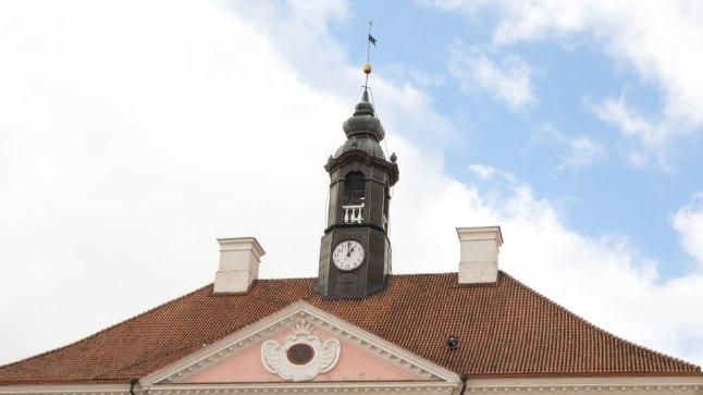Tartu konkureerib Tallinnaga. Õhtuleht