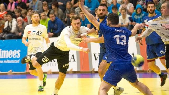 Eesti käsipallikoondisesse saabub 18 mängijat 8 riigi 14 klubist