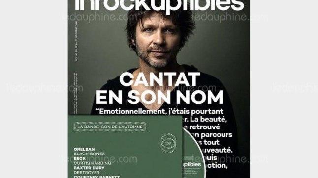 Ajakirja Les Inrockuptibles esikaas.