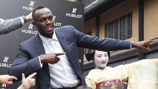 Kauane maailma kiireim mees Usain Bolt: tahan nüüd alustada jalgpallurikarjääri!