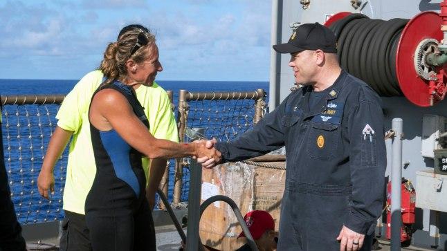 Kaks naist ja nende kaks koera olid avamerel triivinud juba ligi viis kuud