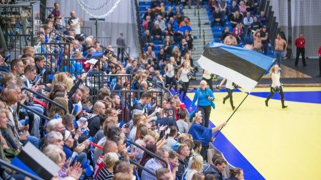 Eesti - Bosnia käsipall.