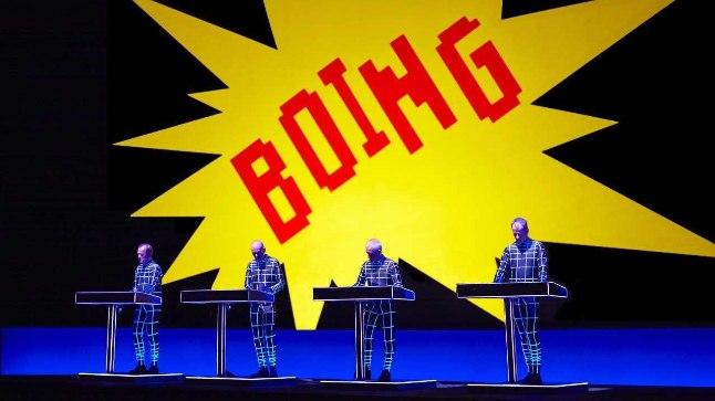 Kraftwerk annab veebruaris Tallinnas võimsa 3D kontserdi