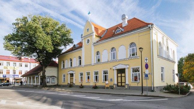 Paide linnavalitsuse hoone