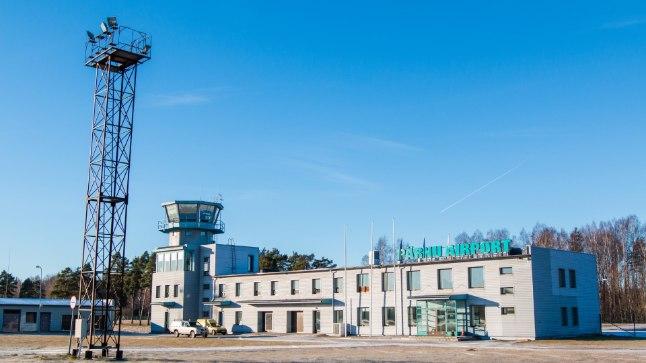 Pärnu lennujaama ootab ees põhjalik remont.