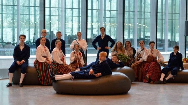 Tartu folklooriklubi Maatasa on võtnud eesmärgiks Tartus pärimusmuusika edendamise