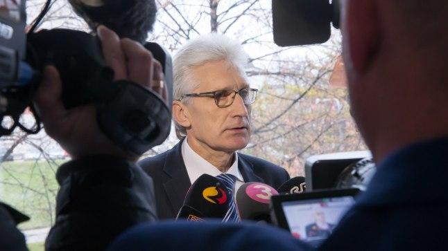 IGAVENENE VALLAVANEM: Kohtuotsusele vaatamata võib Aivar Soop valituks osutumise korral jätkata juba uue suurvalla juhina.