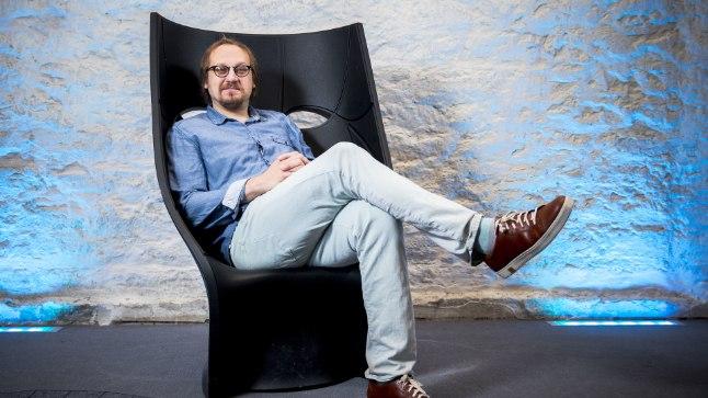 Nukuteatri näitleja Andres Roosileht.