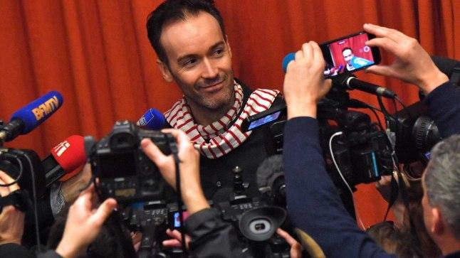AJAKIRJANIKE RISTTULES: Yoann Barbereau rääkis oma põgenemisest Venemaalt möödunud reedel