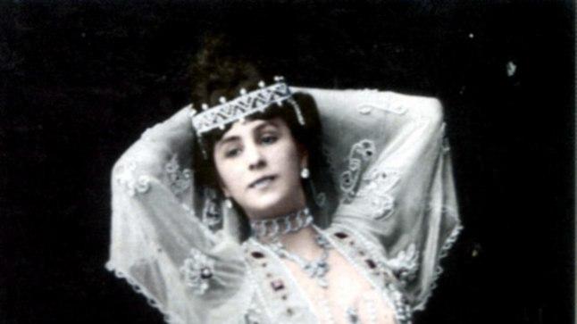 ARMUNUD TROONIPÄRIJASSE: Kaunis vene baleriin Matilda Kšessinskaja, kelle noorpõlvepäevikud ja -kirjad jõudsid avalikkuse ette ja kinnitavad armulugu Nikolai II-ga.