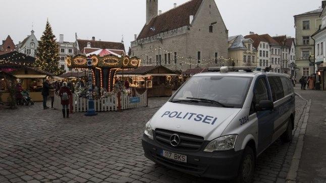 Рождественские огни на елке зажгутся 17 ноября в 17 часов. Одновременно с этим откроется и рождественский базар. Он будетоткрыт до 6 января. Фото иллюстративное.