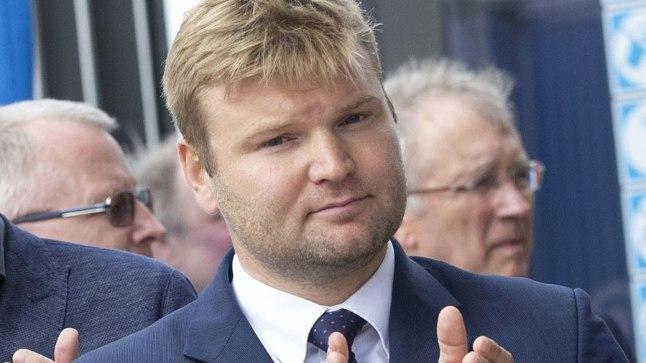 Tallinna Mustamäe linnaosa vanema kandidaadiks on Lauri Laats.