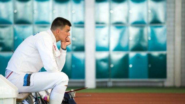 Ainsa eestlasena põhiturniirile jõudnud Priinits kohtub avaringis olümpiavõitjaga