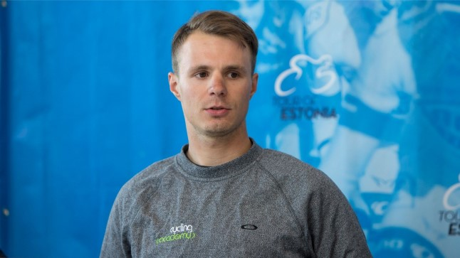 Eesti jalgrattur sai Iisraeli ekspresidendi pojalt aukirja