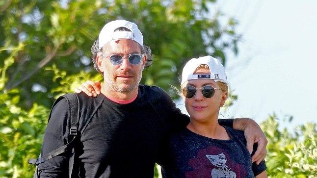 Lady Gaga ja Christian Carino