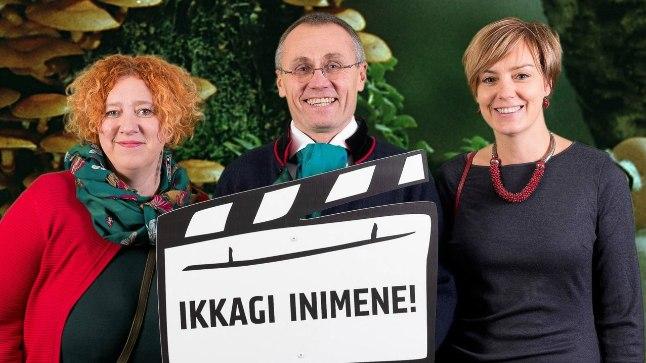 MeeleolukaS õhtu Eesti Filmimuuseumi avamisel