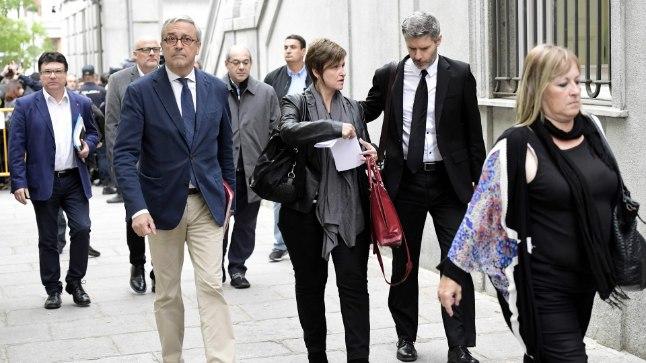 Kataloonia liidrid saabuvad 2. novembril Madridis kohtumajja.