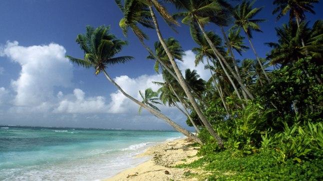 PARADIIS? Puhtaid randu tuleb Fidžil tikutulega taga otsida.
