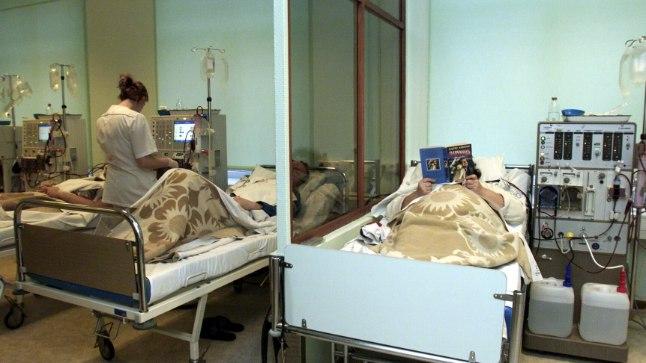 Dialüüsiosakond Pelgulinna haiglas