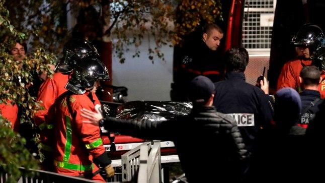 Pariisis lasti maha vabadusse pääsenud tsirkusetiiger