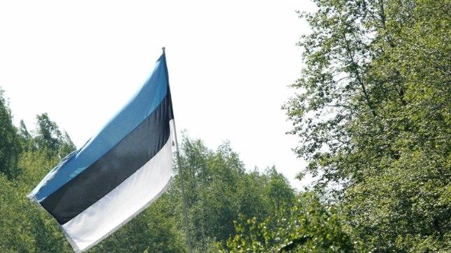 EÜS 2004. aastal teel Otepääle tähistamaks lipu õnnistamise 120. aastapäeva.