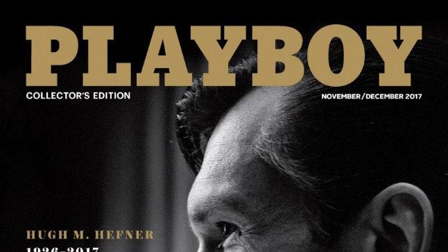Playboy novembri/detsembri numbris on pikk artikkel pühendatud Eesti teemadele.