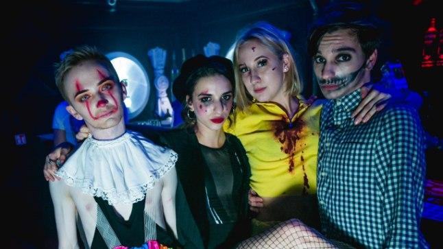 Vaata kuidas Club Hollywood tähistas nädalavhetusel Halloweeni!