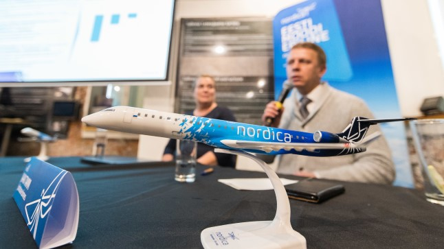 Vormilt rahvuslik: Ilma strateegilise partnerita, kelleks on juba aasta otsa olnud Poola riiklik lennufirma LOT, ei püsiks väikese Eesti lennundus elus, kinnitab Nordica juhatuse esimees Jaan Tamm.