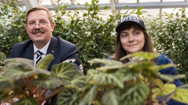 Keskerakond (Taavi Aas) ja rohelised (Züleyxa Izmailova) sõlmised eelmisel nädalal Tallinna koalitsioonilepingu