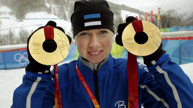 Eesti spordi varajased jõulud: Kristina Šmigun-Vähi on puhas!