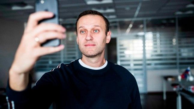 Navalnõi reklaamib end peamiselt sotsiaalvõrgustikes.