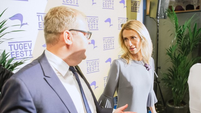 Kallas Pevkuri ettepanekust: pean oma toetajaskonda teadma